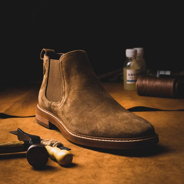 Aax-Fory-Chelsea-boots-New-England-winter-boots-European-and-American-men-and-men's-casual-leather-matte-leather-men's-shoes