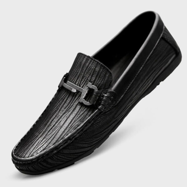 Men's Casual Leather Shoes Pedal Soft Sole